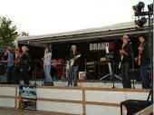 Was wäre ein open-air ohne Vorgruppe. BEATless hatten in Steinbach ihr Debüt - und das haben sie richtig gut gemacht.