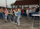 Nicht nur die Jugend war von den Darbietungen von BEATless begeistert, auch die älteren Semester spendeten fleißig Applaus.