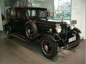 Im Audi-Museum gab es schöne Karossen ...
