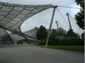 Diese Dachkonstruktion mit Seilen und Glas ist einzigartig auf der Welt.