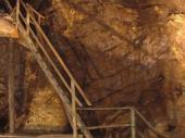DieSilberbergmine ist imposant und bedrückend zugleich. Wem es im Bergwerk allerdings zu eng war konnte auch mit der Bergbahn nach oben fahren.