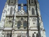 Der Dom zu Regensburg – ein imposantes Bauwerk.