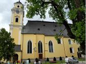 Die Basilika St. Michael ist sehr beeindruckend. Es ist die drittgrößte Kirche in Oberösterreich.