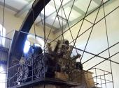 Das große Pumpwerk in der Saline arbeitete seit 1850 und ein beeindruckendes technisches Meisterwerk. (13 m Durchmesse und 13 t Gewicht)