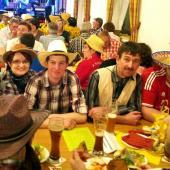 """Calamity Jane und Billy the Kid und daneben John Doe - alles was Rang und Namen hatte war auf dem """"Wild-West-Treffen"""" in Wambach vertreten."""