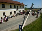 Viele helfende Hände und viele Besucher kamen nach Steinbach. Das freut uns besonders.