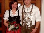 2005 wurde Martin Freudenreich König der Grenzlandschützen. Mit seiner Sylvia gaben sie ein schönes Königspaar ab.