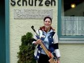 2005 Qualifizierte sich Cilli Maier zur Niederbayerischen Meisterschaft. In der Schießanlage der Isar-Schützen in Plattling wurde auf elektronische Stände geschossen.
