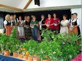Das Gau-Damenschießen ist sehr beliebt, da es für alle Teilnehmenden einen Preis gibt. Die Grenzlandschützinnen habe auch 2009 gut abgeschnitten.