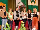 2012 war eine der jüngsten Teilnehmerinnen Magdalena Stangl.