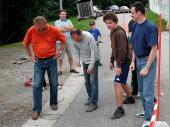 (2009) In der freien Disziplin konnte jeder mitmachen, der Lust dazu hatte.