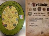 Am 4.11.17 fand in Steinbach die erste Grenzland-Meisterschaft statt. Lange wurde über diese Idee intern und auch mit den beteiligten Vereinen diskutiert bis nun das Resultat stattfand. Beteiligt sind die Altschützen Baierbach, die Jungschützen Baierbach, der Schützenverein Tannengrün Geislbach, die Schloßschützen Jettenstetten, der Schützenverein Bavaria Starzell, die Grenzlandschützen Steinbach und die Eichenlaubschützen Wambach.